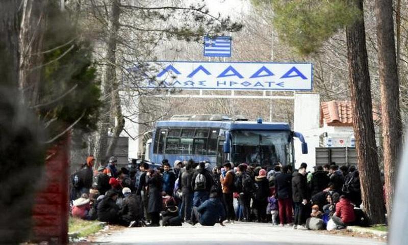 Έβρος: 41.060 μετανάστες & πρόσφυγες επιχείρησαν να μπουν στην Ελλάδα