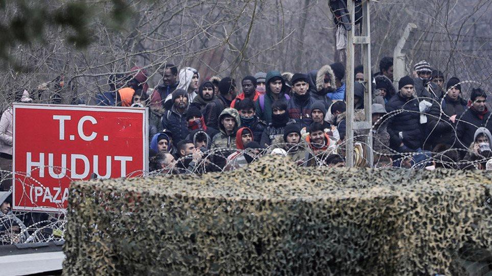 Εμπιστευτική αναφορά της Frontex: Η κατάσταση στα ελληνοτουρκικά σύνορα θα επιδεινωθεί