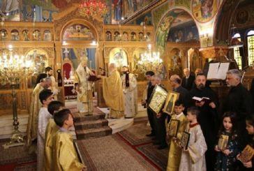 Κυριακή της Ορθοδοξίας στον Καθεδρικό Ναό Ναυπάκτου