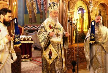 Ευαγγελισμός της Θεοτόκου στον Καθεδρικό Ναό Ναυπάκτου (Βίντεο)