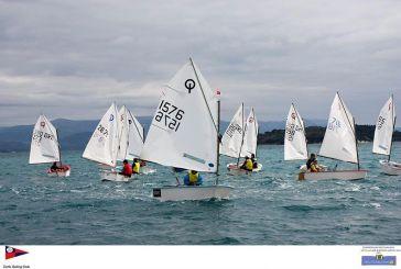 Σημαντική εμπειρία για νεαρούς αθλητές του Ναυτικού Ομίλου Μεσολογγίου στην Κέρκυρα (φωτο)