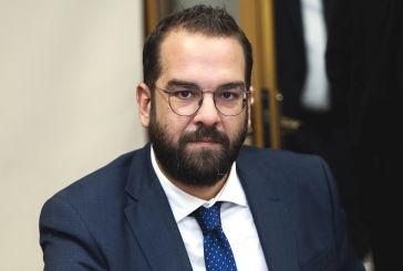 Νεκτάριος Φαρμάκης: Η Περιφέρεια Δυτικής Ελλάδας σήμερα πενθεί.