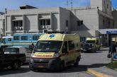 Κατειλημμένες οι κλίνες στις ΜΕΘ του Νοσοκομείου Ρίου – Πιέζεται το ΕΣΥ με ασθενείς από τα «βόρεια»