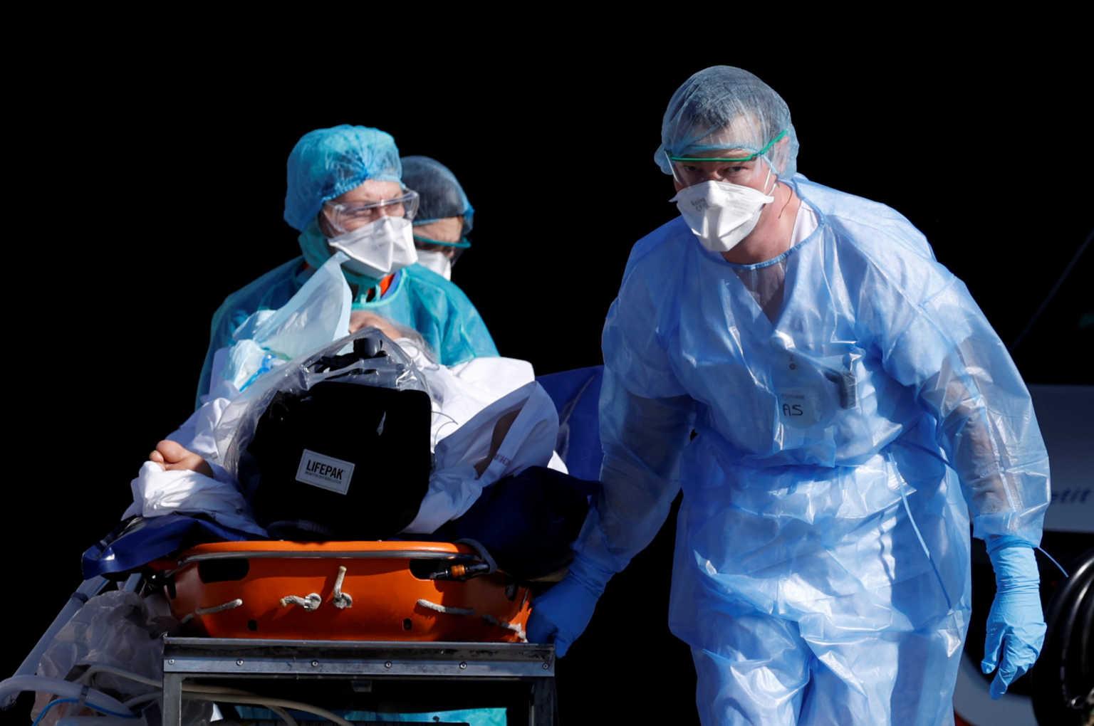 Ο 21ος νεκρός από κορονοϊό στην Ελλάδα