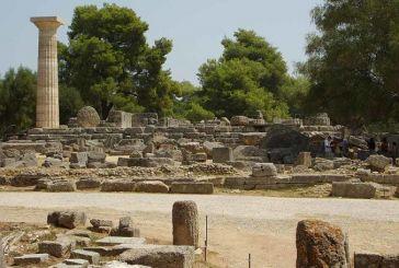 Ένα εκατομμύριο ευρώ για την ανάπλαση της εισόδου της Αρχαίας Ολυμπίας