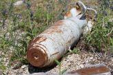 Παλαιό πολεμικό υλικό βρέθηκε σε αυλή οικίας στην Κατούνα
