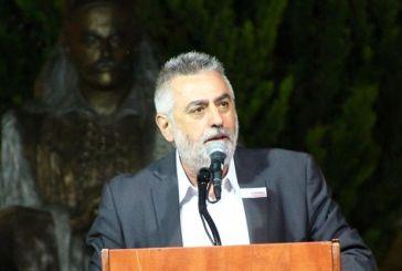 Πάνος Παπαδόπουλος: «Η πανδημία…η κα Πατούλη και η… ξεχασμένηπολιτιστική πρωτεύουσα της Ευρώπης»