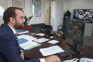 Ν. Φαρμάκης: «Είμαστε μια φάλαγγα, τίποτα δεν θα μας νικήσει»-με τηλεδιάσκεψη το Περιφερειακό για τον κορωνοϊό