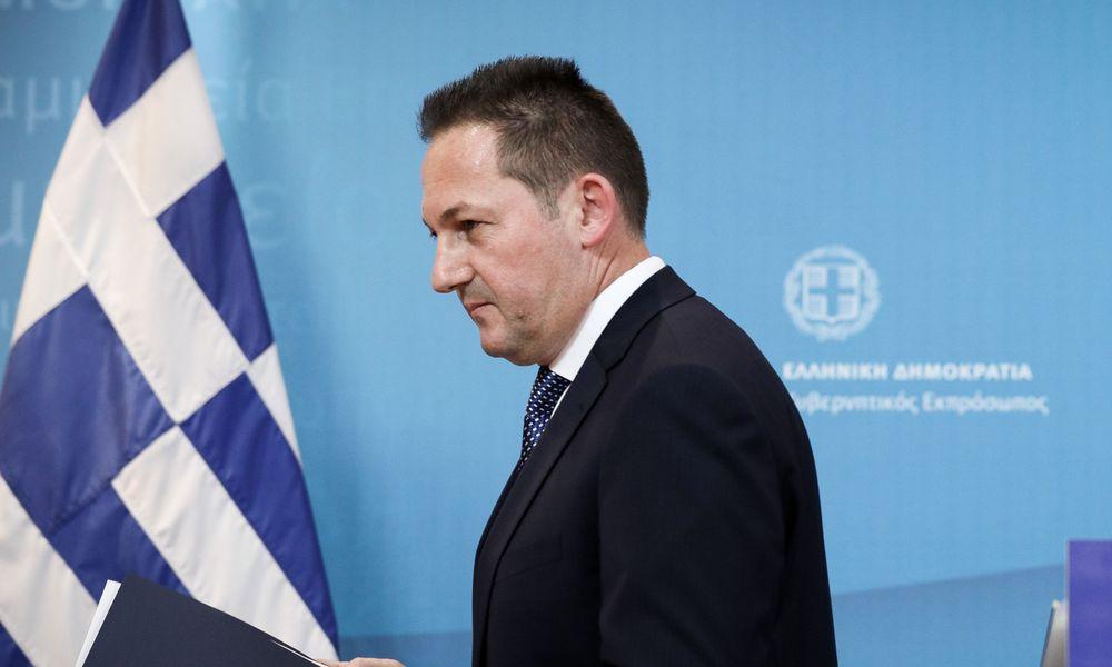 Πέτσας: «Μέχρι τέλος Ιουνίου θα έχουν εμβολιαστεί όλοι οι Έλληνες»