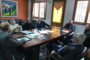 Κορονοϊός: Σύσκεψη στο Δημαρχείο Nαυπακτίας για τα μέτρα πρόληψης και προστασίας