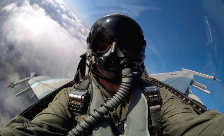 Το μήνυμα του πιλότου του F-16 για την 25η Μαρτίου: Η Ελλάδα πάντα έβγαινε πιο δυνατή, αυτό θα γίνει και τώρα