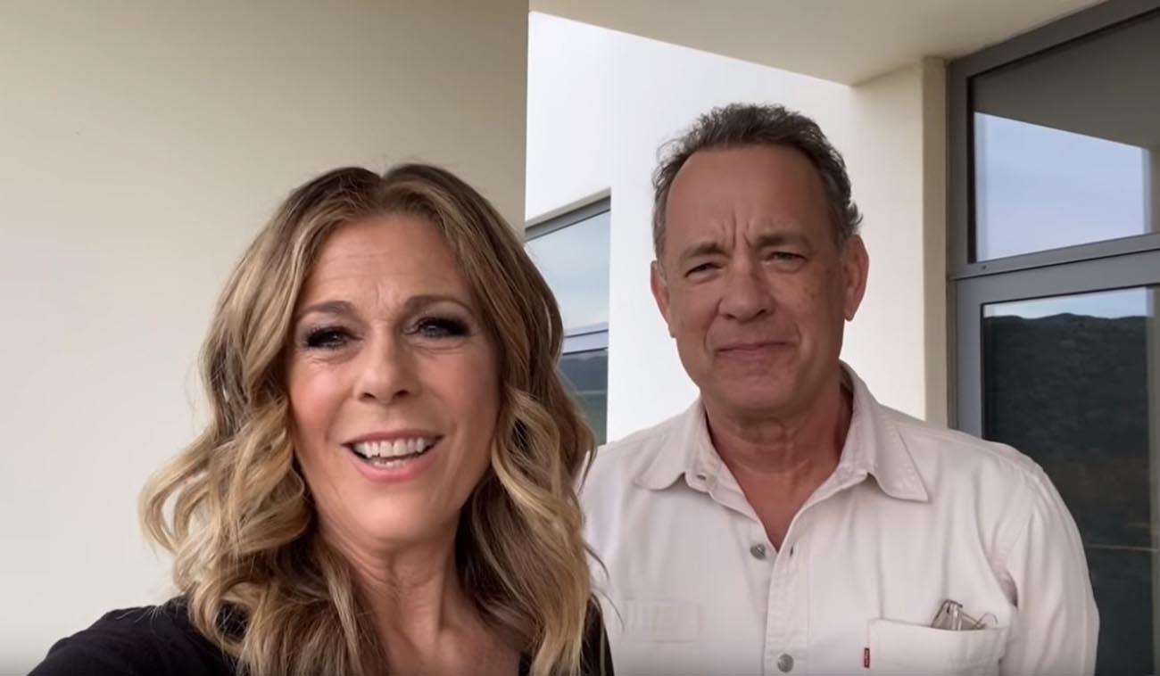 """""""Ελλάδα 2021"""": Το μήνυμα του Tom Hanks και της Rita Wilson (video)"""
