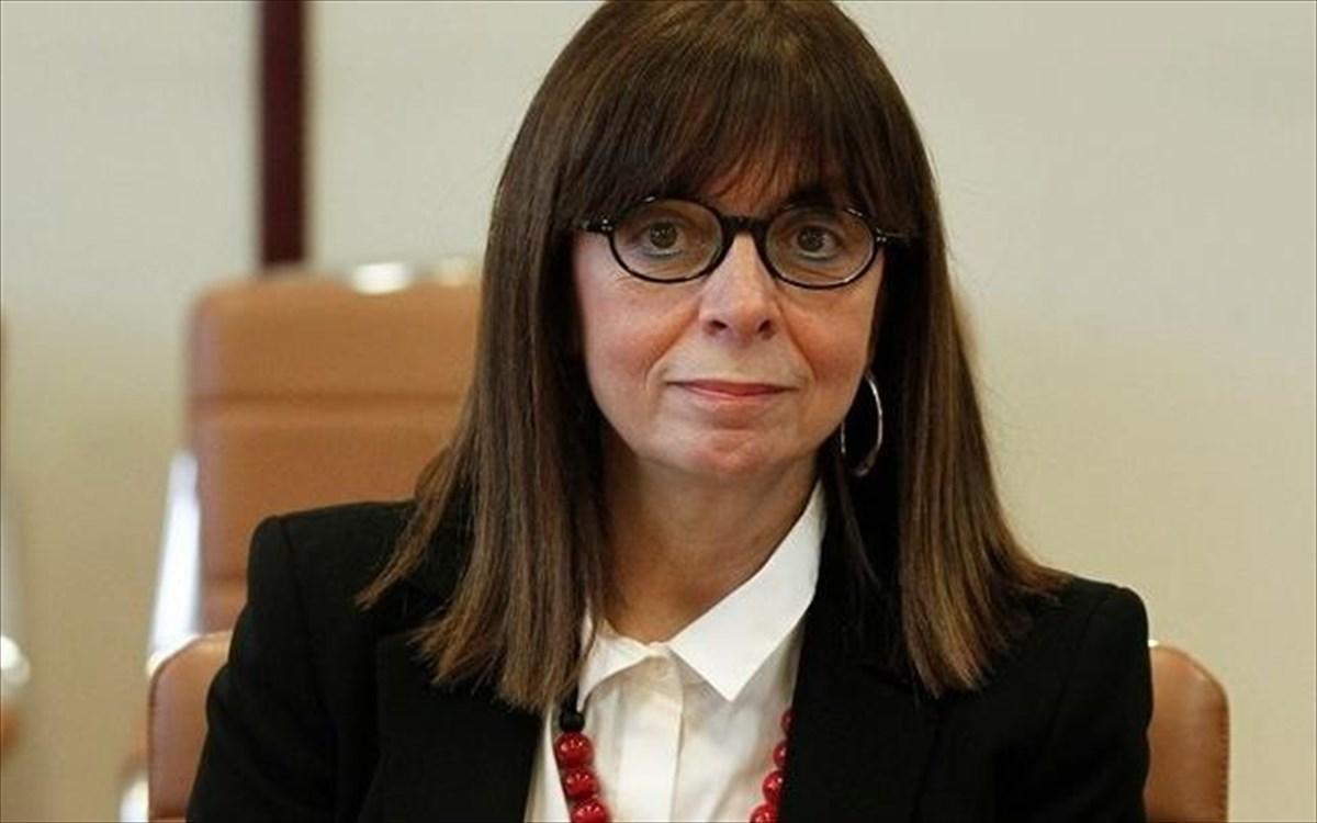 Κατερίνα Σακελλαροπούλου: Τηλεοπτικό διάγγελμα το απόγευμα -Θα εγγυηθεί τις ατομικές ελευθερίες