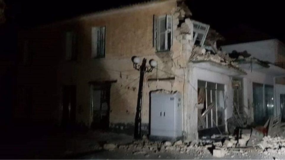 Ισχυρός σεισμός 5,6 Ρίχτερ στην Πάργα – Ζημιές σε κτίρια στο Καναλάκι-τι λένε οι σεισμολόγοι