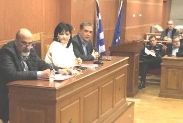 Ενημερωτική σύσκεψη στην Π.Ε Αιτωλοακαρνανίας για τον κορωνοϊό