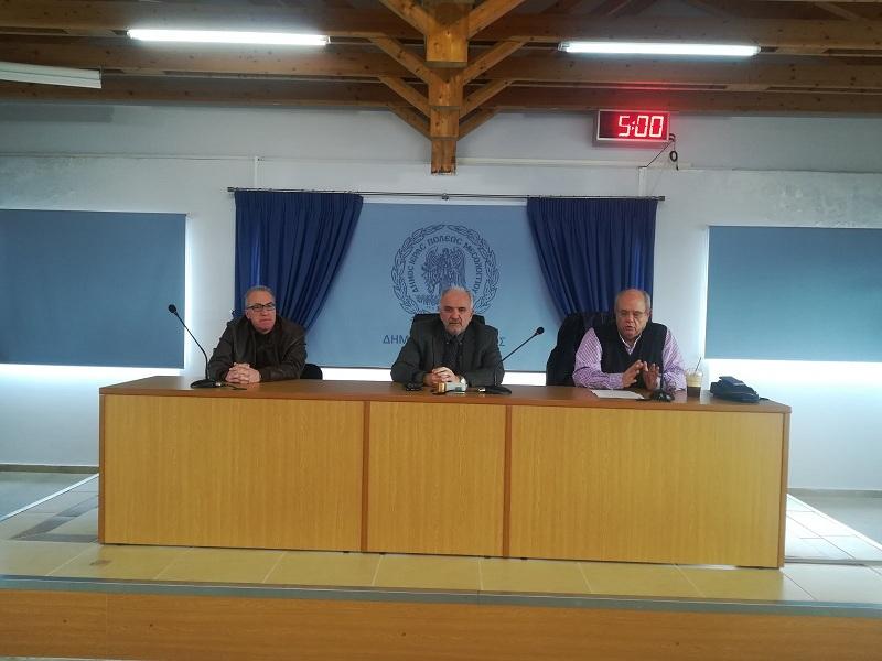 Νέα σύσκεψη στο Μεσολόγγι για τον κορωνοϊό