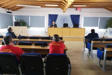 Μεσολόγγι: Νέα σύσκεψη της επιτροπής διαχείρισης της κρίσης του κορωνοϊού