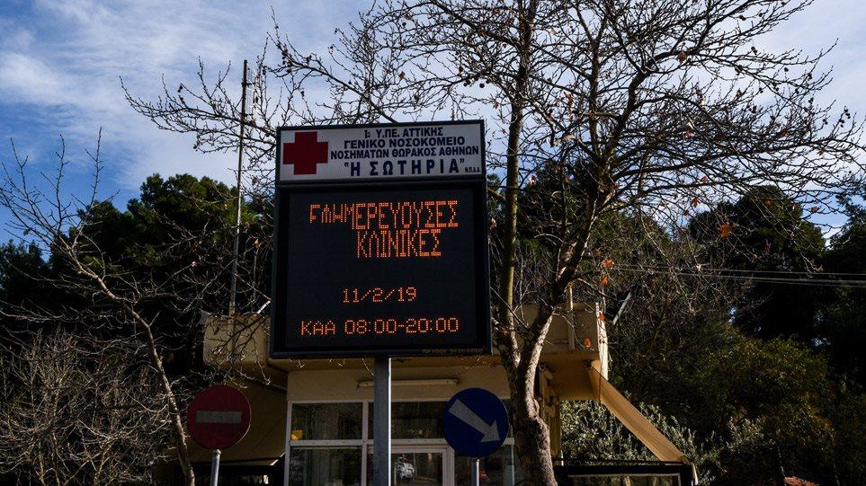 Κορωνοϊός 17 οι νεκροί – Κατέληξε 78χρονος στο Σωτηρία