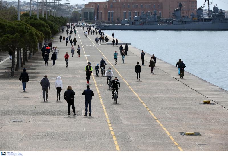 Μέρες Μαρτίου με lockdown από σήμερα για Θεσσαλονίκη και Σέρρες – Κλειστά λιανεμπόριο και Λύκεια