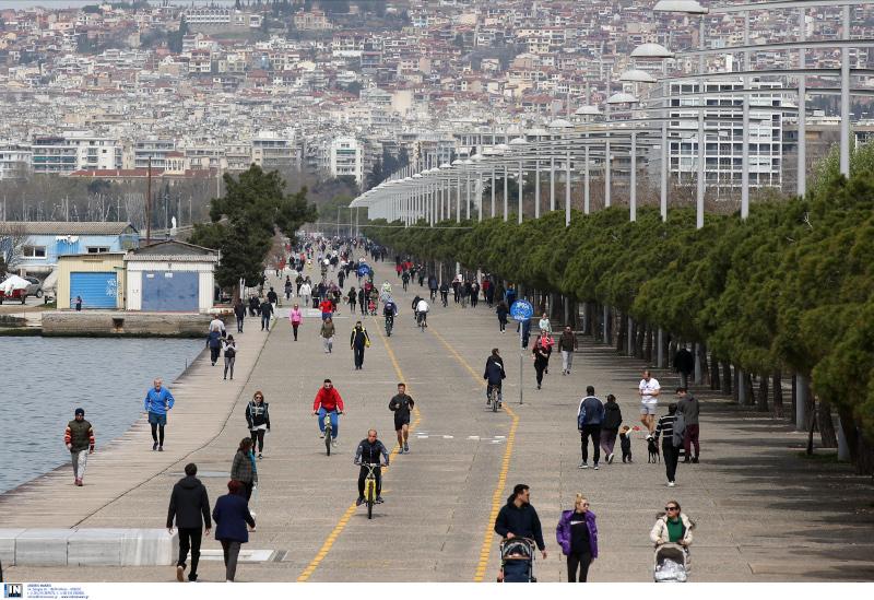 Τοπικό lockdown σε Θεσσαλονίκη και Σέρρες- Μετακινήσεις μόνο με SMS αλλά τα σχολεία ανοιχτά