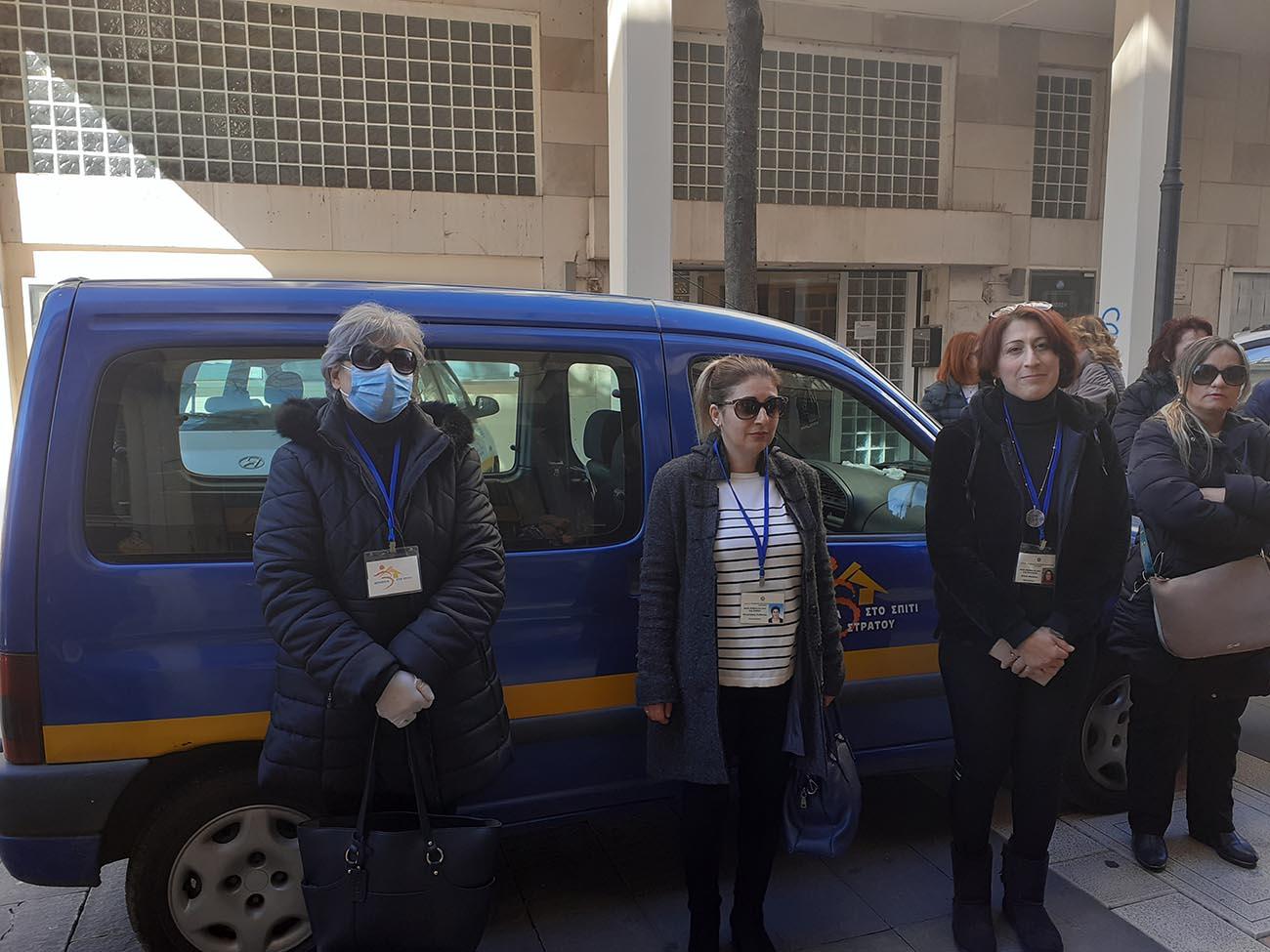 Δήμος Αγρινίου: τηλεφωνικό κέντρο δέχεται αιτήματα πολιτών που ανήκουν στις ευπαθείς ομάδες