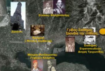 1821:Τι απέγινε ο στρατιωτικός διοικητής των Οθωμανών του Βραχωρίου Νούρκας Σερβάνης μετά την πρώτη απελευθέρωση της πόλης.