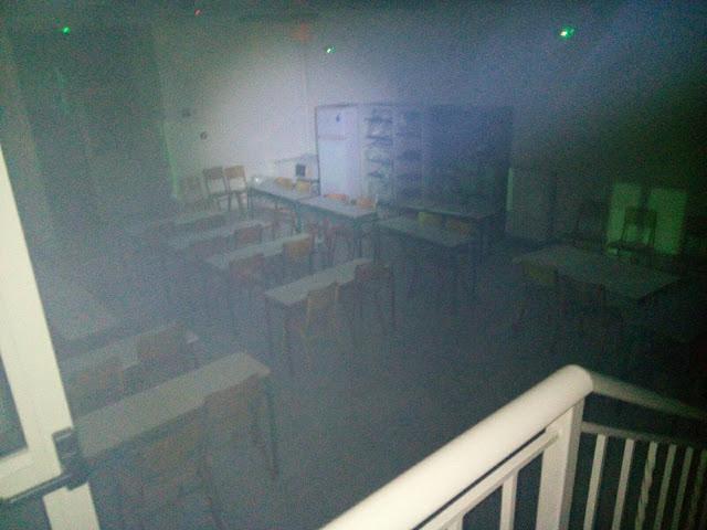 Περίεργη φωτιά στο 2ο Δημοτικό Σχολείο Αγρινίου