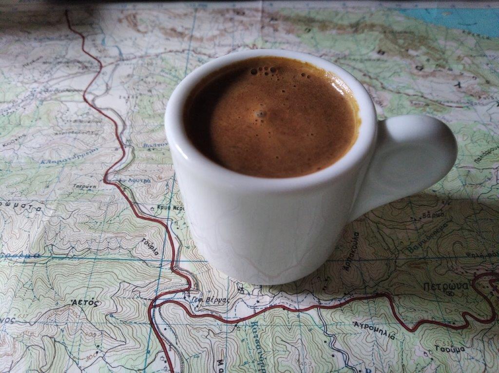 Ελληνικοί καφέδες από το παρελθόν!