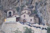 Όρθρος και Θεία Λειτουργία στην Αγία Ελεούσα Κλεισούρας την Κυριακή