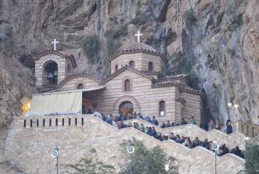 Εορτάζει η Παναγία Ελεούσα Κλεισούρας