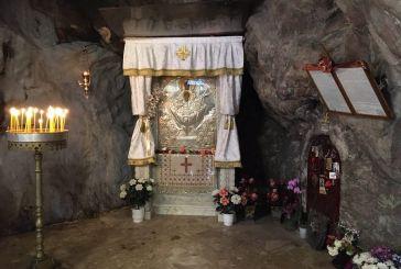 Ο ιδιαίτερος φέτος τετραήμερος εορτασμός στην Ιερά Μονή Παναγίας Ελεούσης στην Κλεισούρα (φωτό)