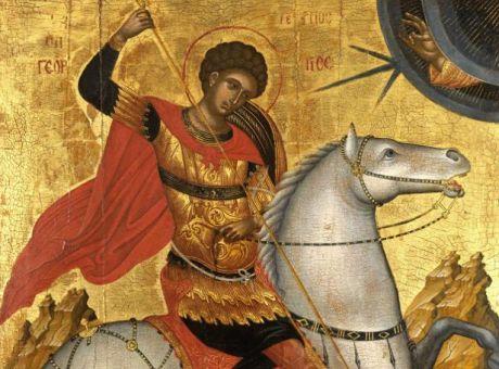 Άγιος Γεώργιος – Το πνευματικό διαμάντι ολάκερης της Ορθοδοξίας