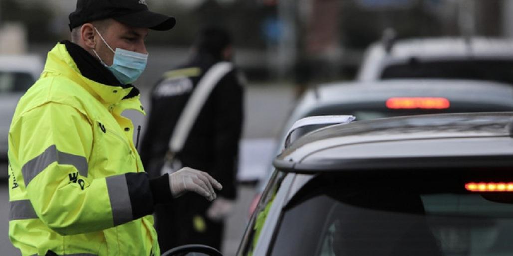41 παραβάσεις της απαγόρευσης κυκλοφορίας βεβαίωσε η Διεύθυνση Ακαρνανίας τη Μεγάλη Τετάρτη