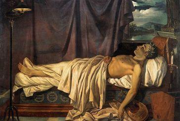 196 χρόνια από το θάνατο του ποιητή- φιλέλληνα Λόρδου Βύρωνος στο Μεσολόγγι