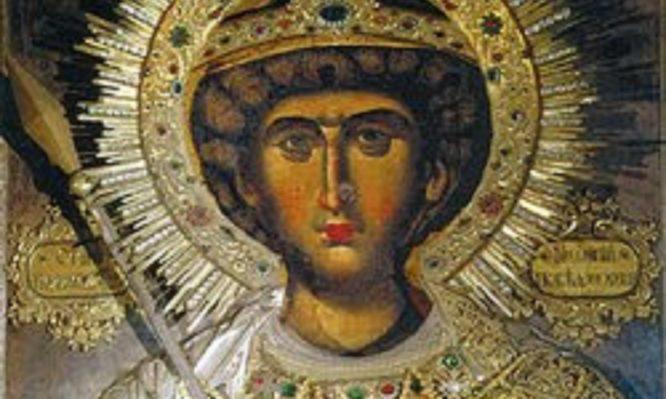 Οι εκπληκτικές ιστορίες πίσω από τις εικόνες του Αγίου Γεωργίου στο Άγιο Όρος