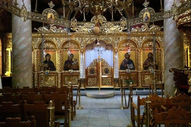 Θα δεχθούν πιστούς οι εκκλησίες της Μητρόπολης Αιτωλίας και Ακαρνανίας το τετράωρο της Μ.Παρασκευής;
