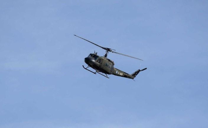 Αγνοείται ελικόπτερο του ΝΑΤΟ κοντά στην Κεφαλονιά