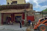 Αγρίνιο: εργασίες ανακαίνισης στον θερινό κινηματογράφο Ελληνίς