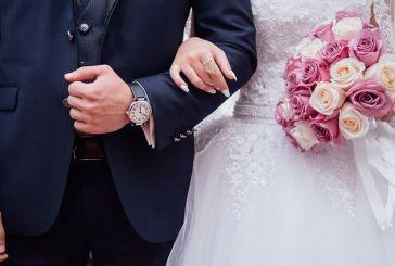 Στον «πάγο» οι γάμοι λόγω κορωνοϊού