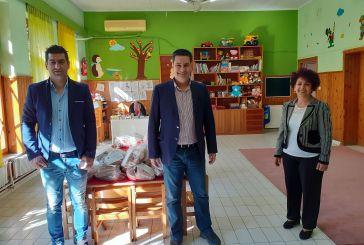 Προσφορά πασχαλινών γευμάτων από τις Κοινωνικές Δομές του Δήμου Αγρινίου (φωτο)