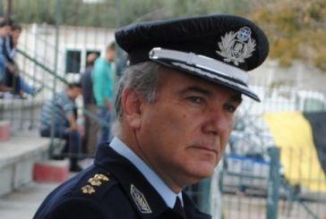 Ο Ναυπάκτιος Κωνσταντίνος Κακούσης νέος επικεφαλής της Αστυνομίας στο Αγρίνιο