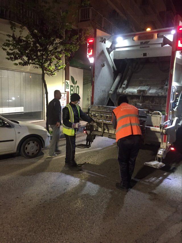 Δήμος Αγρινίου: ζητά από τους πολίτες υπομονή και προσοχή στη διαχείριση των απορριμμάτων