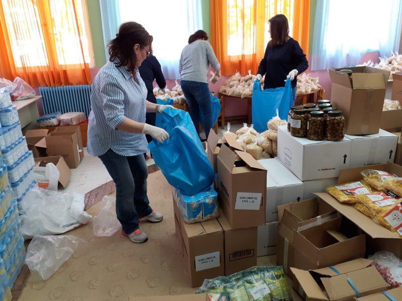 Συνεχίζονται οι προσφορές αγάπης στην ΚΟΙΠΑ του δήμου Αγρινίου