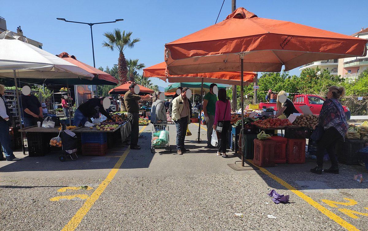 Αγρίνιο: H λειτουργία των λαϊκών αγορών έως 2 Μαϊού