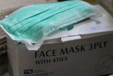 Η ΠΕΔ Δυτικής Ελλάδας διένειμε 22.000 μάσκες στους δήμους