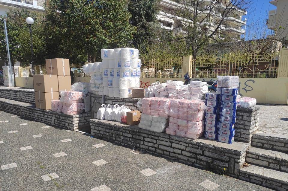 Δήμος Αγρινίου: Προσφορών συνέχεια από τοπικούς επαγγελματίες στην ΚΟΙΠΑ