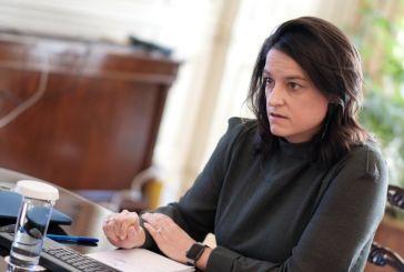 Κοινή συνέντευξη Τύπου Τσιόδρα – Κεραμέως για την επανέναρξη των σχολείων