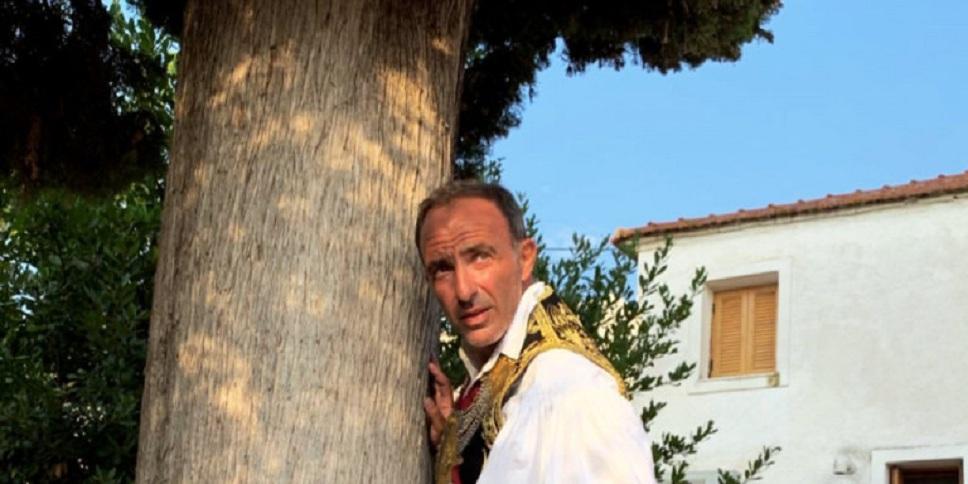 """Ν. Αλιάγας για την επέτειο της Εξόδου: """"Σας αγαπώ Μεσολογγίτες! Σ'αγαπώ Ελλάδα! Κρατάτε γερά!"""""""