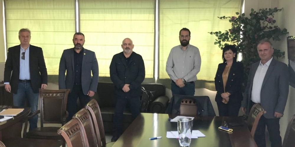 Υπογράφηκε η Προγραμματική Σύμβαση για τα έργα στο γήπεδο του Παναιτωλικού