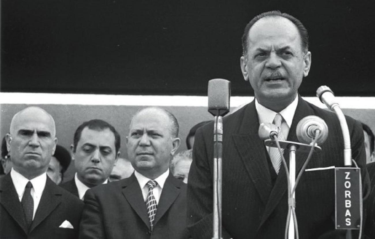 21η Απριλίου: Η μέρα που οι ερπύστριες «τσαλαπάτησαν» τη δημοκρατία